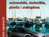Oporezivanje automobila, motocikla, plovila i zrakoplova