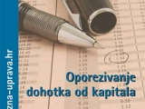 Oporezivanje dohotka od kapitala